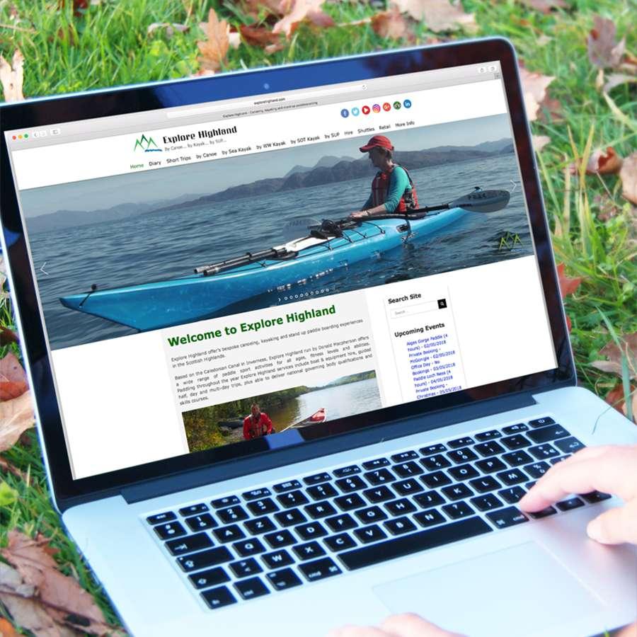 Website Design Highland